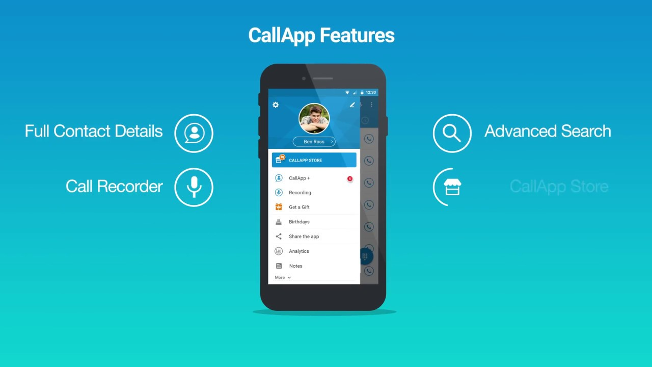 Download CallApp: Caller ID, Call Blocker & Call Recorder from myket