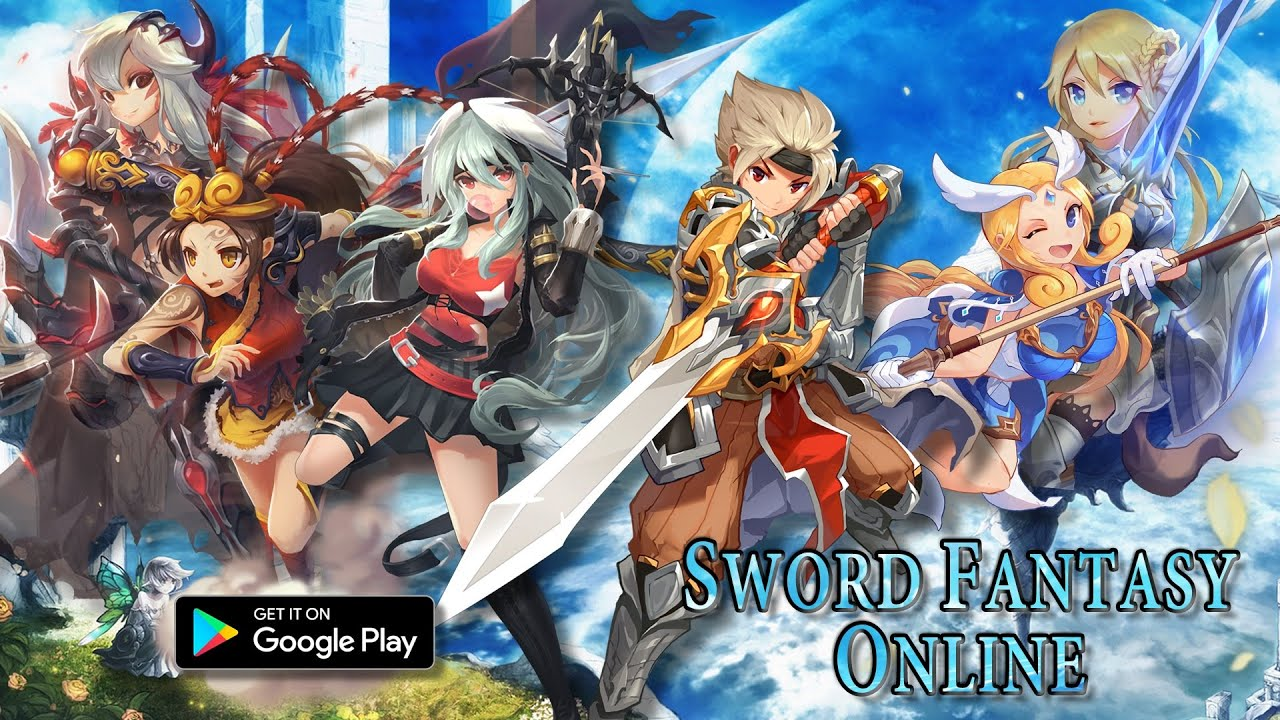 Download Sword Fantasy Online - Anime MMO Action RPG from