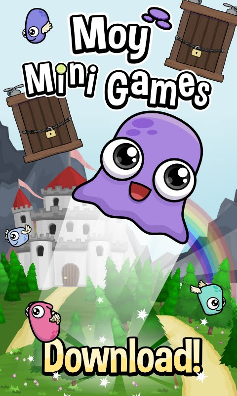 Download Moy Mini Games from myket app store