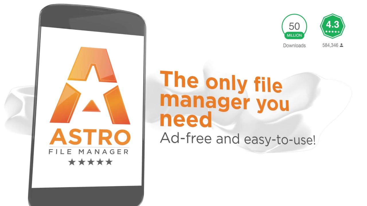Download File Manager by Astro (File Browser) from myket app