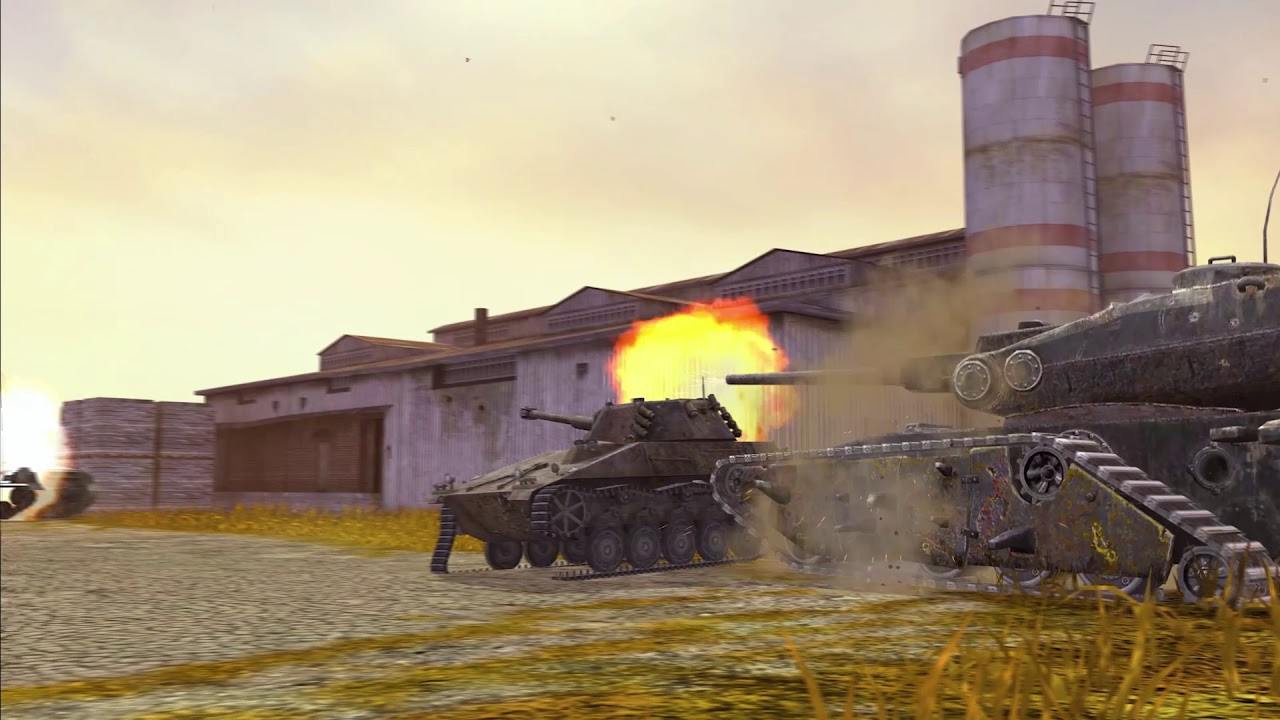 Download World of Tanks Blitz MMO from myket app store