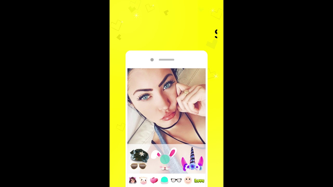 Download Snap Face Camera Filters from myket app store